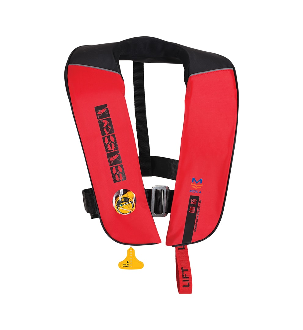 "GDR 155 A / 155 M ""Duo"" 150 Newton Inflatable Life Jacket 